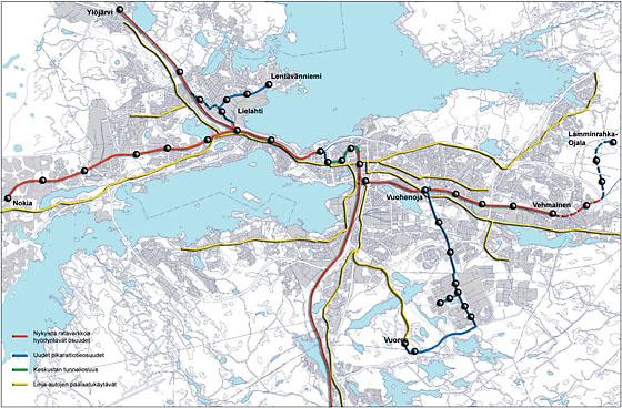 Tampere Historia